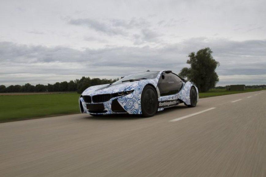 """BMW Vision Efficient Dynamics"""