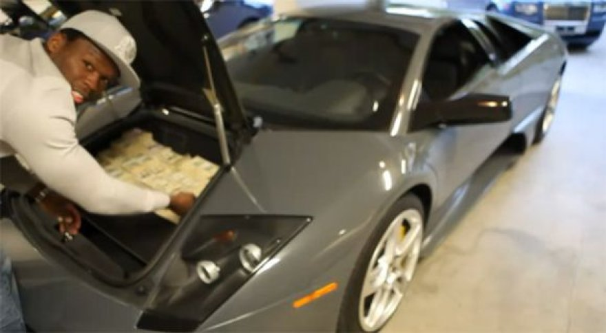 50 Cent moko kaip pakelti automobilio vertę