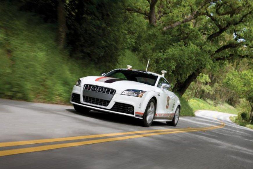"""""""Audi Autonomous TTS"""""""