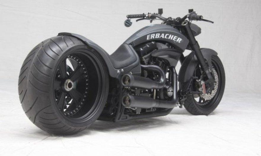 """""""The One"""" motociklas"""