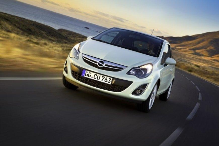 """""""Opel Corsa ecoFlex"""""""