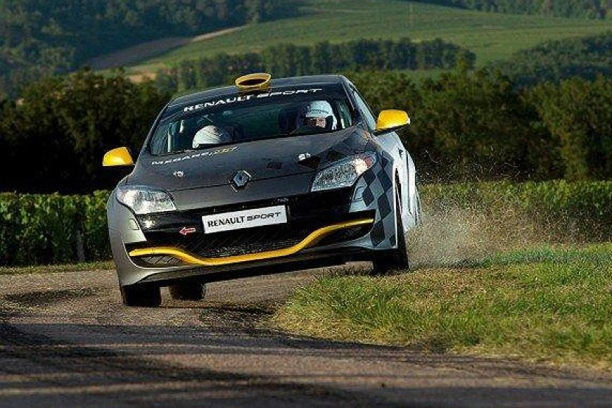"""RenaultSport Megane RS N4"""