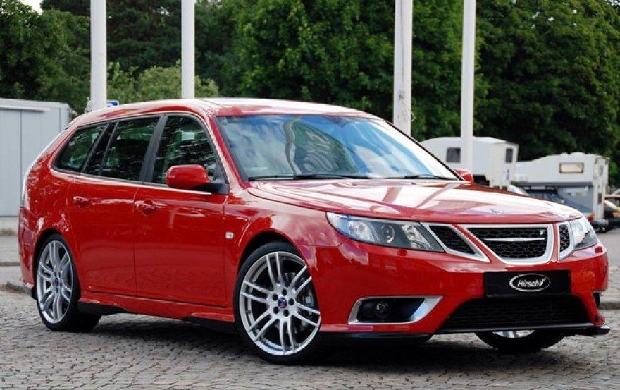 """Hirsh Performance"" tapo oficialiu SAAB automobilių tobulintoju"