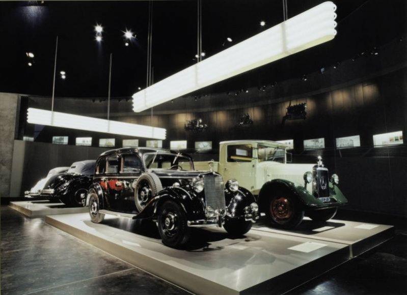 """138-osios serijos """"Mercedes-Benz 260 D"""""""