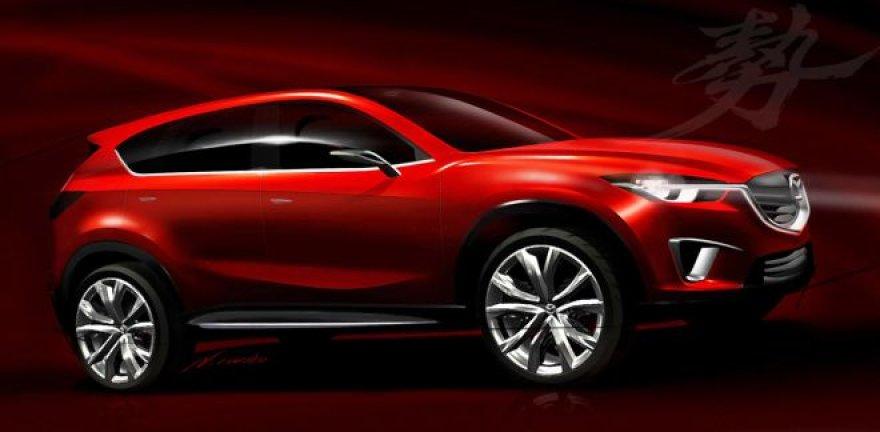 """Mazda Minagi Concept"""