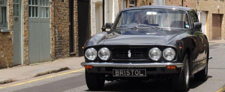 """Bristol"" automobilis"