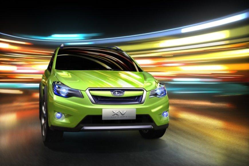 """Subaru XV Concept"""
