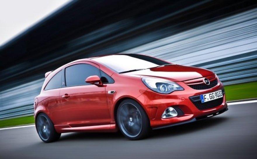 """Opel Corsa OPC Nurburgring Edition"""