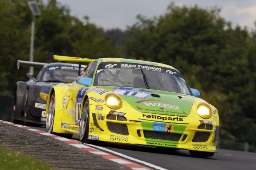Niurburgringo 24 val. lenktynės