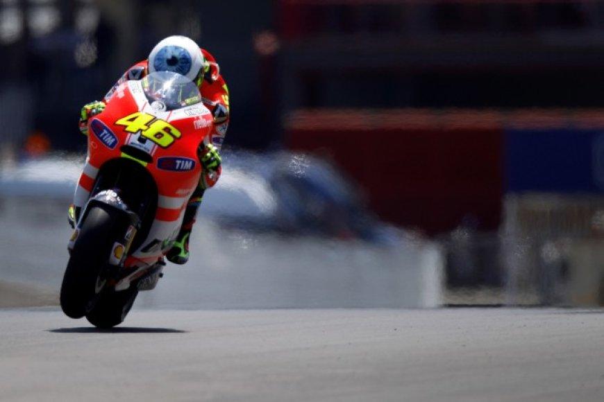 """MotoGP etapas Italijoje """"Mugello"""" trasoje"""