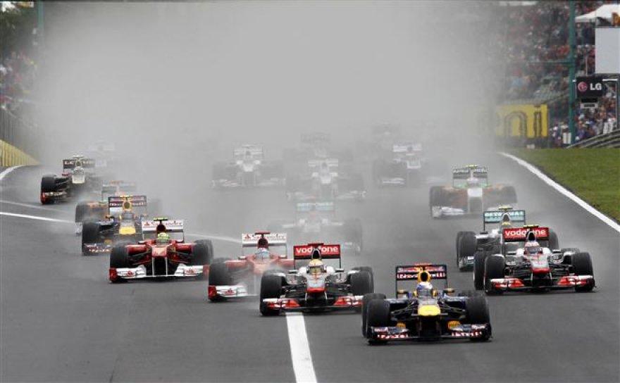 """""""Formulės-1"""" Vengrijos GP lenktynės"""