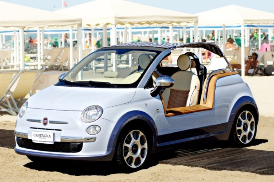 "Perdarytas ""Fiat 500"""