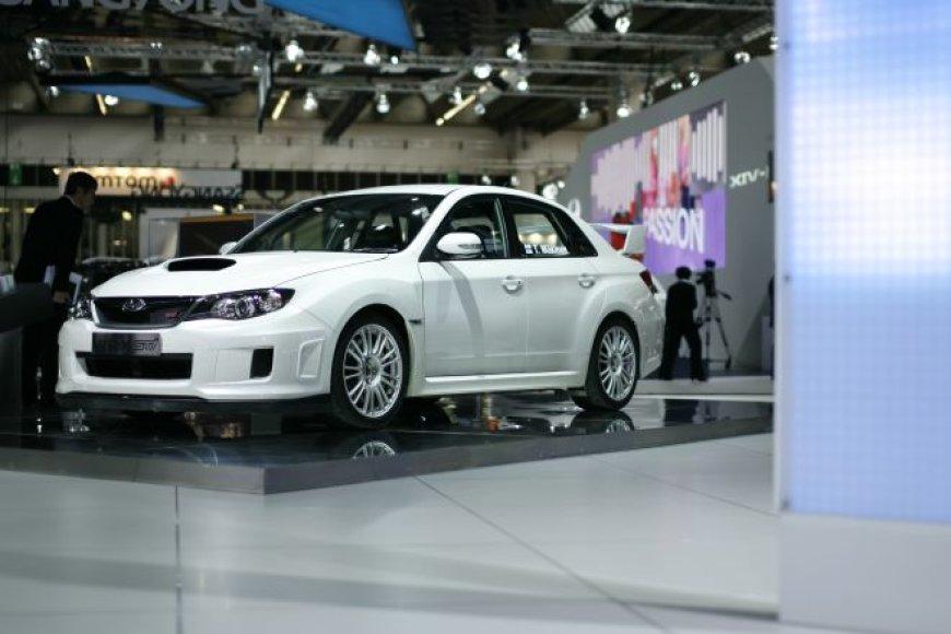 """""""Subaru STi Racing"""""""