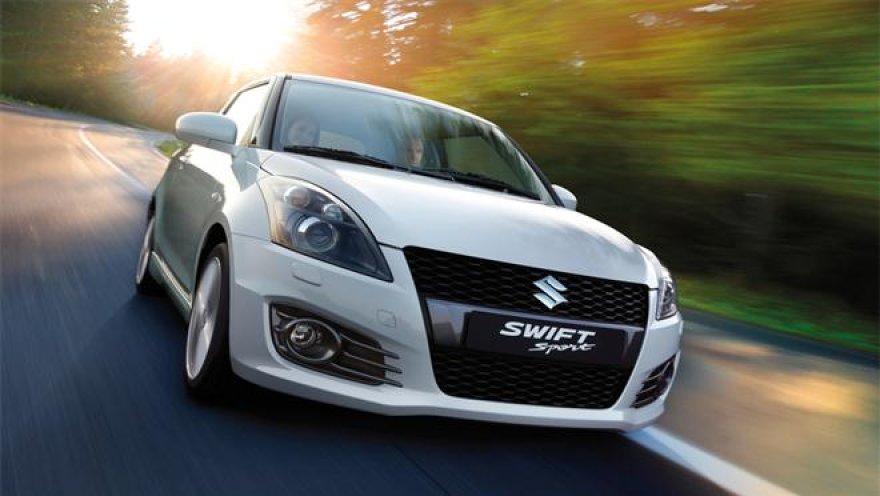 """""""Suzuki Swift Sport"""""""