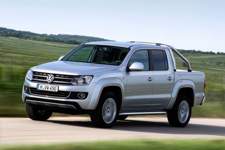"""""""Volkswagen Amarok"""""""