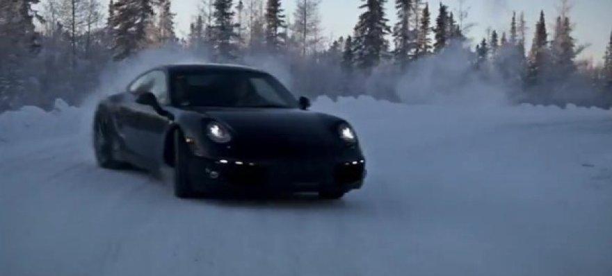 "Kaip ""Porsche"" naują 911 bandė"