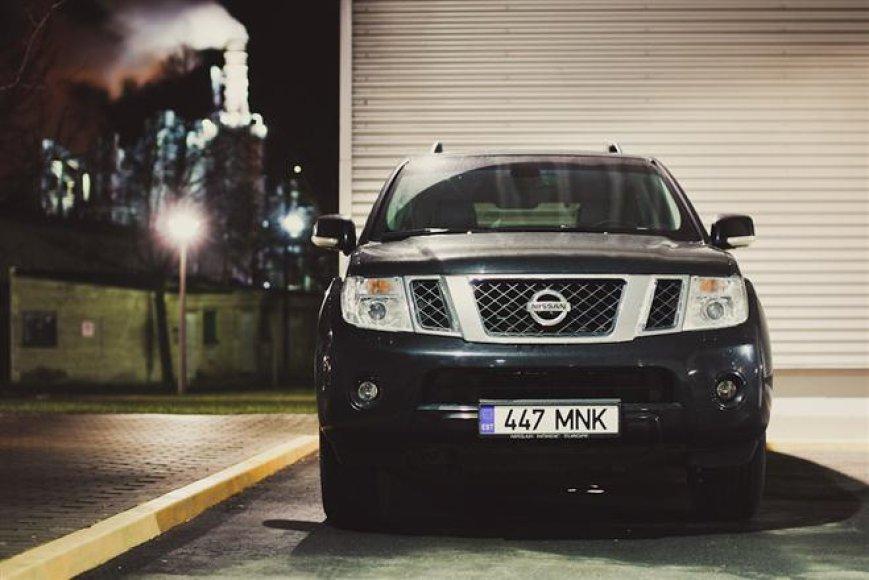 """""""Nissan Pathfinder"""""""