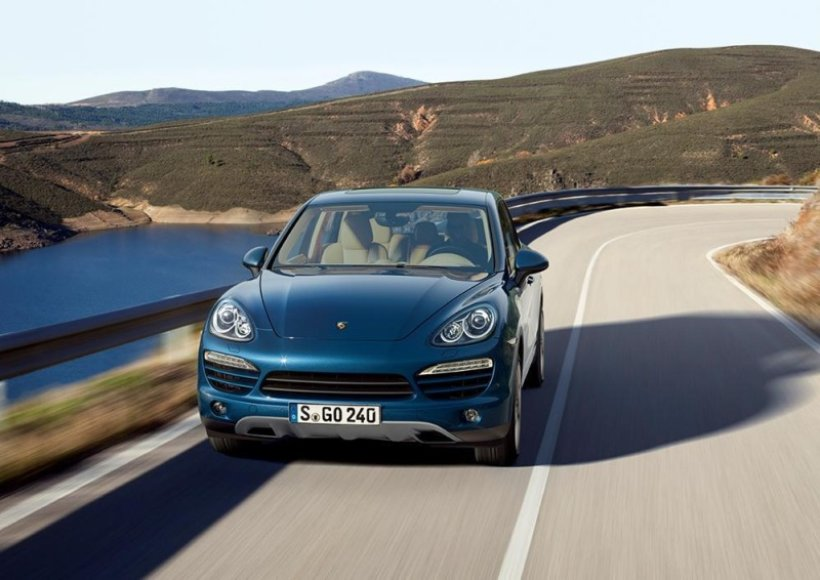 """Porsche Cayenne V6"""