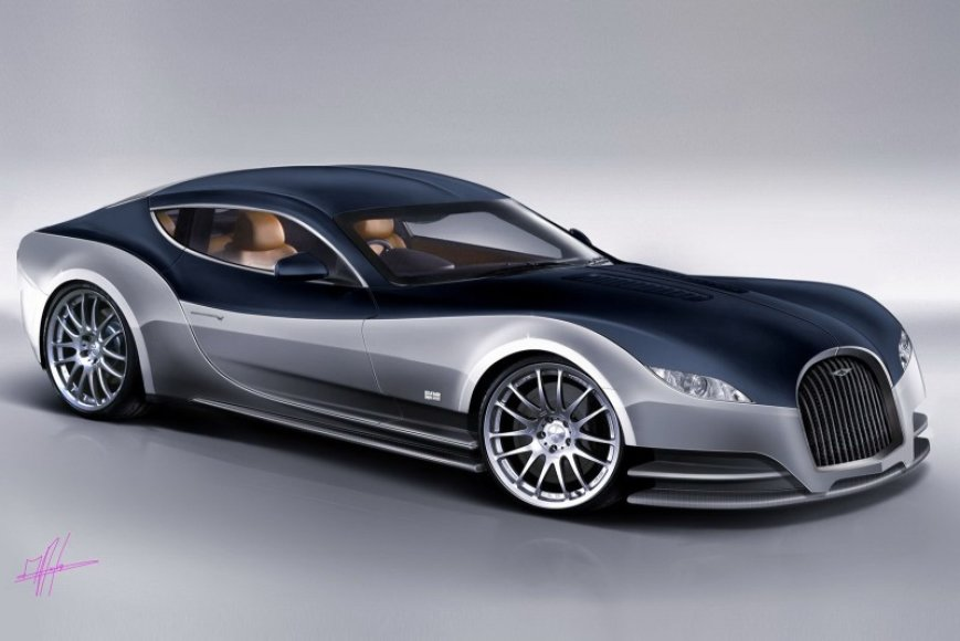 """Morgan Eva GT"" – kupė automobilis šeimai"