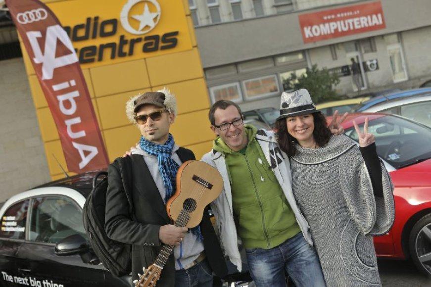 Lenktynių trasoje lietuvių žvaigždės nusileido latviams