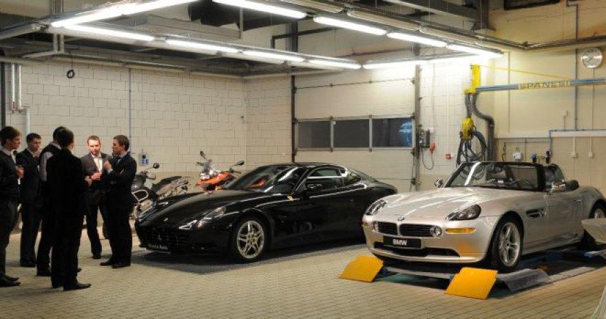 Vilniuje atidarytas moderniausias šalyje automobilių kėbulų remonto ir dažymo centras