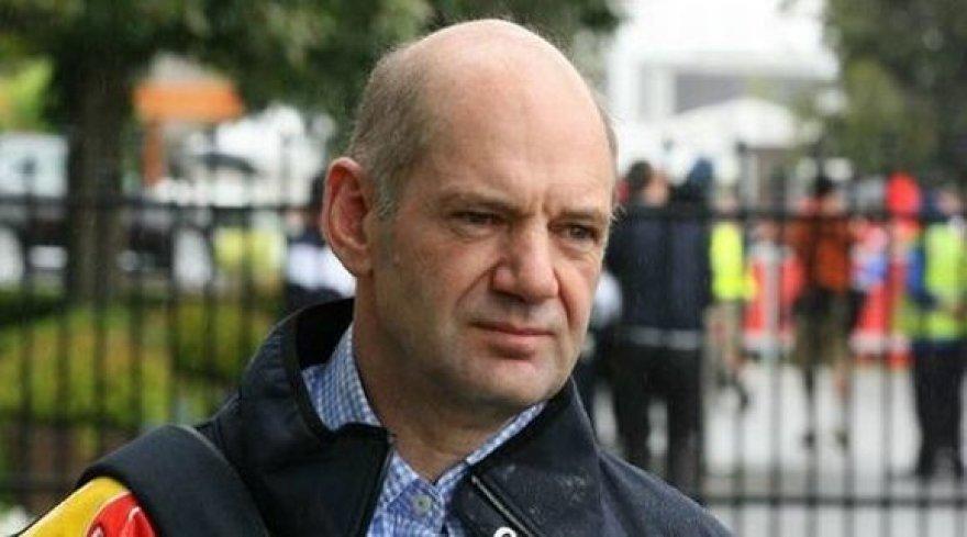 """Red Bull Racing"" technikos vadovas Adrianas Newey"