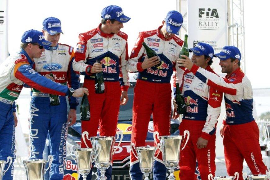 Jordanijos WRC ralis