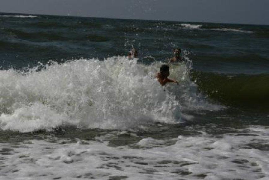 Banguota jūra.