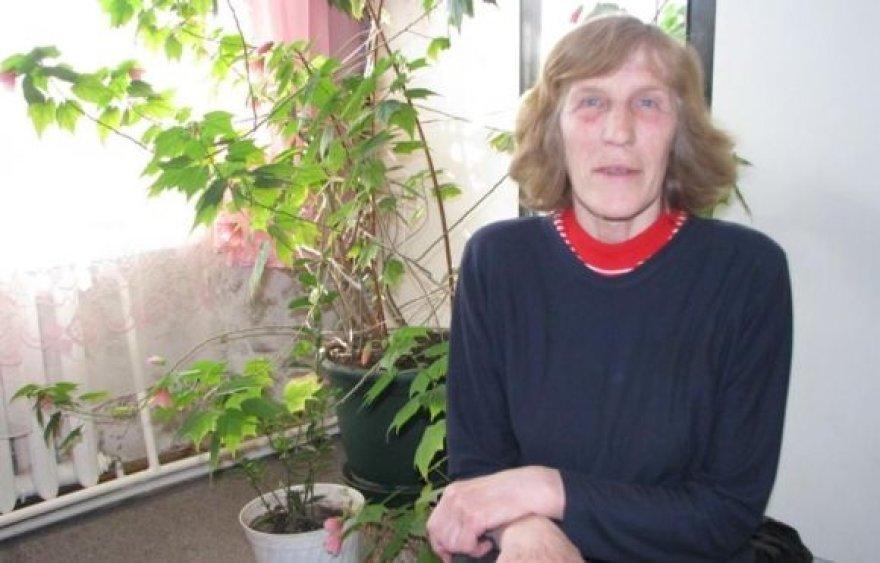 Alvyra Jančauskienė.