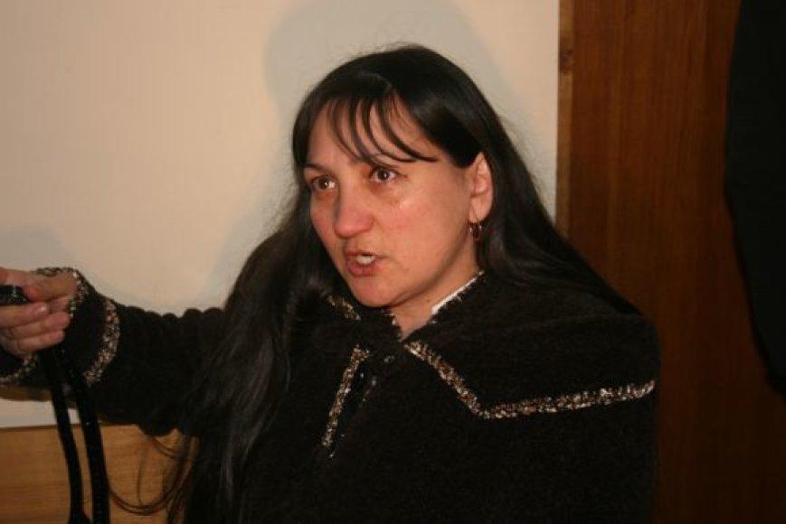 Teismas pradėjo nagrinėti nepagrįstai apkaltintos T.Miliūnienės ieškinį.