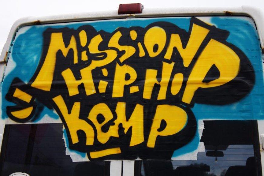 Hip-Hop Kemp festivalis