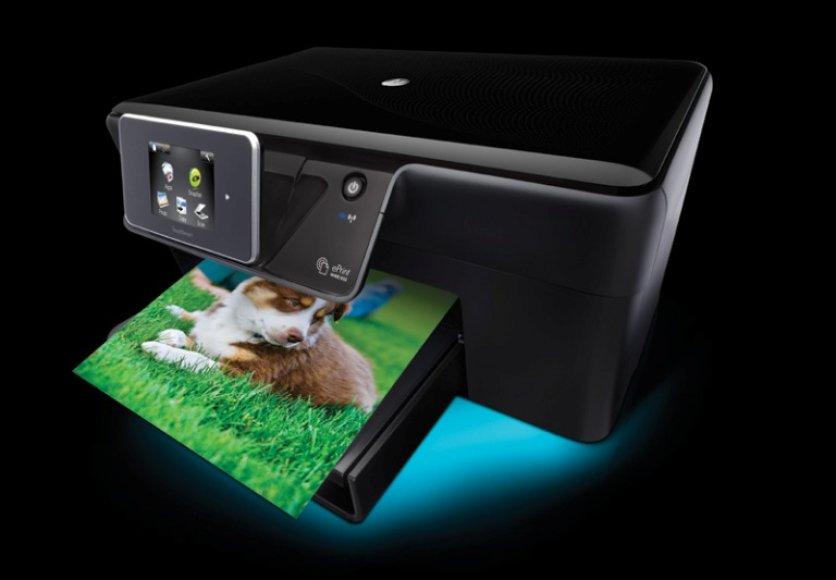 """Spausdintuvas """"HP Photosmart Plus"""""""