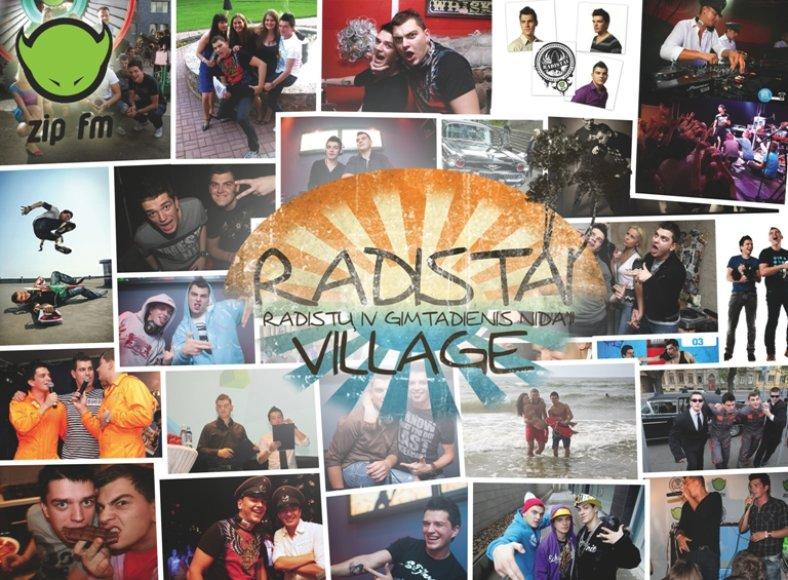 """""""Radistai Village"""""""