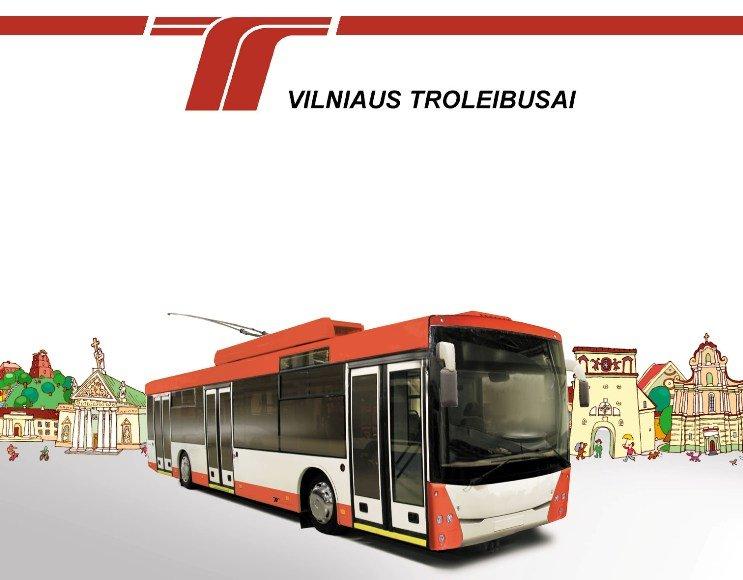 """""""Vilniaus troleibusai"""""""