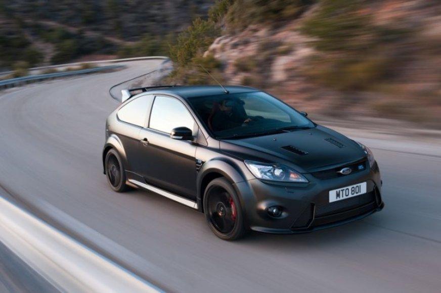 """Ford Focus RS500"" – 345 AG hečbekas"