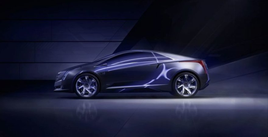 """Cadillac Converj Concept"" nevirs serijiniu modeliu"
