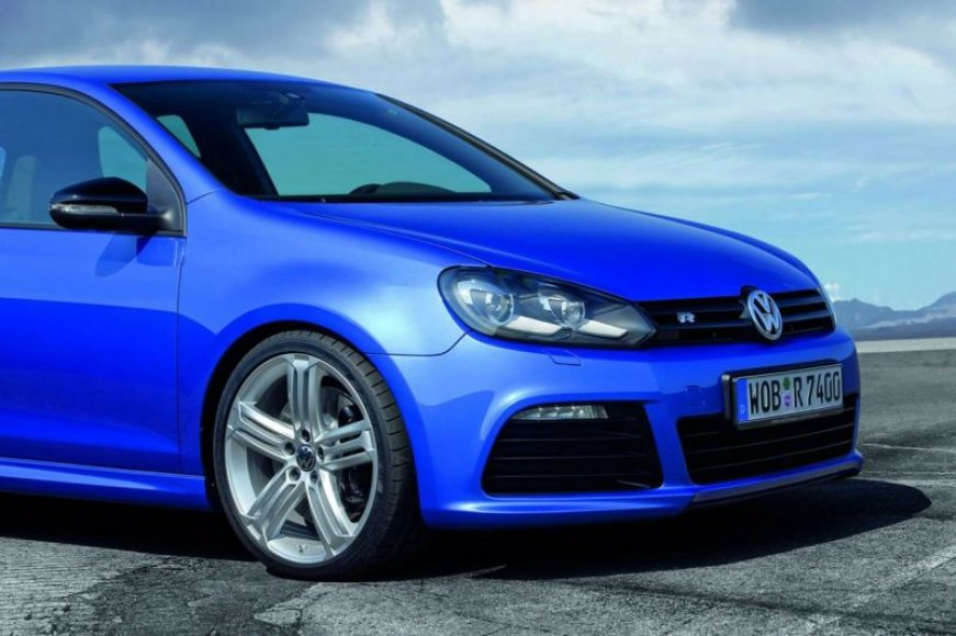 """""""Volkswagen"""" įkūrė specialų R padalinį"""