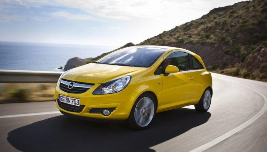 """Atnaujinta """"Opel Corsa"""" – daugiau galios ir komforto"""