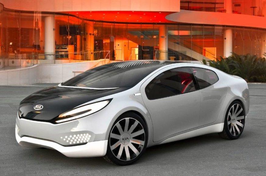 """""""Kia Ray"""" koncepcija – žvilgsnis į ateitį"""