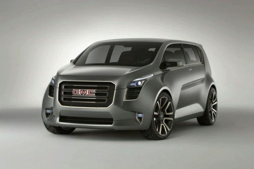 """GMC Granite Concept"" – stilingas ir funkcionalus"