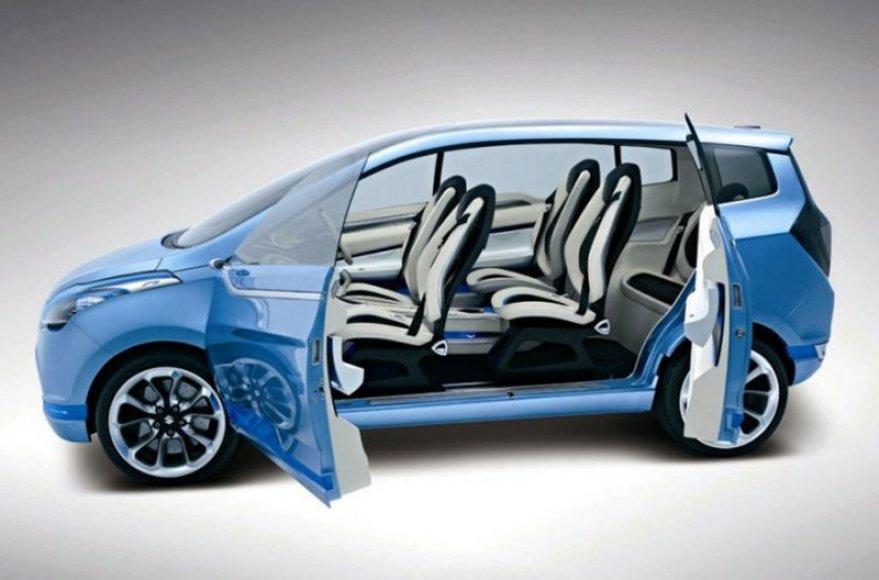 """""""Suzuki R3"""" – nedidelio vienatūrio koncepcija"""