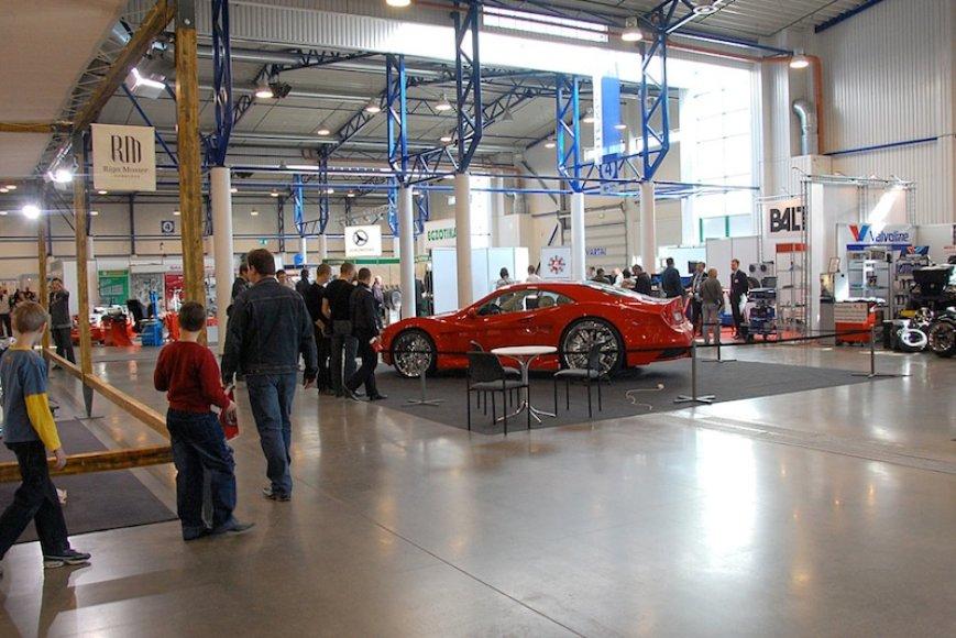 Automobilių paroda ALT 2009 – įspūdžiai ir nuotraukos