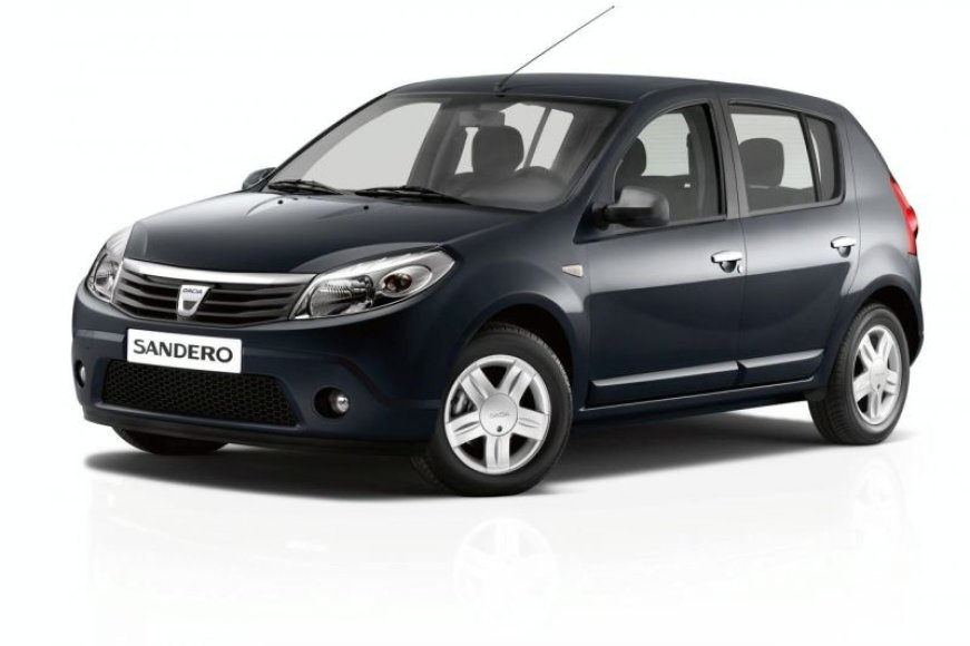 """""""Dacia Sandero 1.4 LPG"""" už 20 tūkstančių litų"""