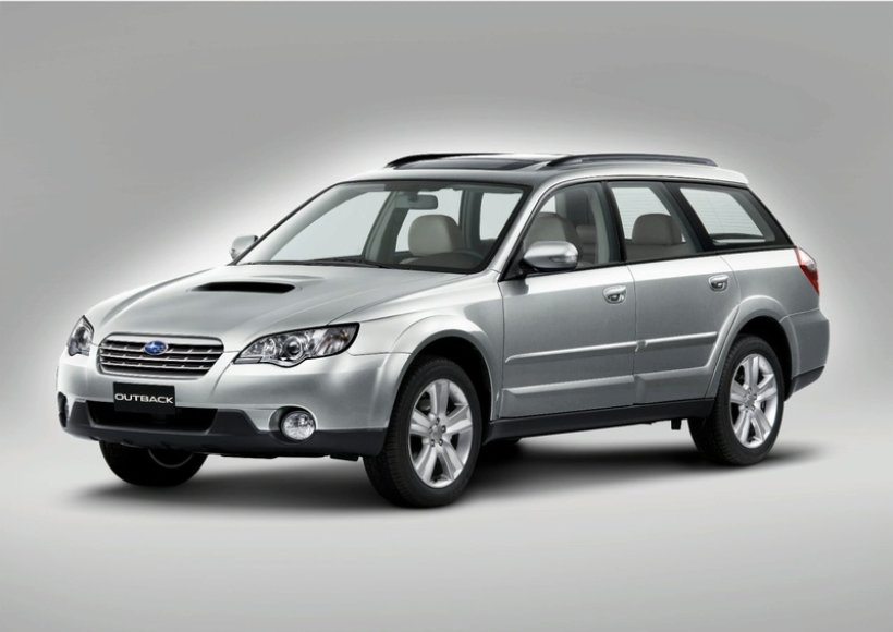 """""""Subaru"""" ruošiasi pristatyti dyzelinius """"Legacy"""", """"Outback"""" ir """"Forester"""""""