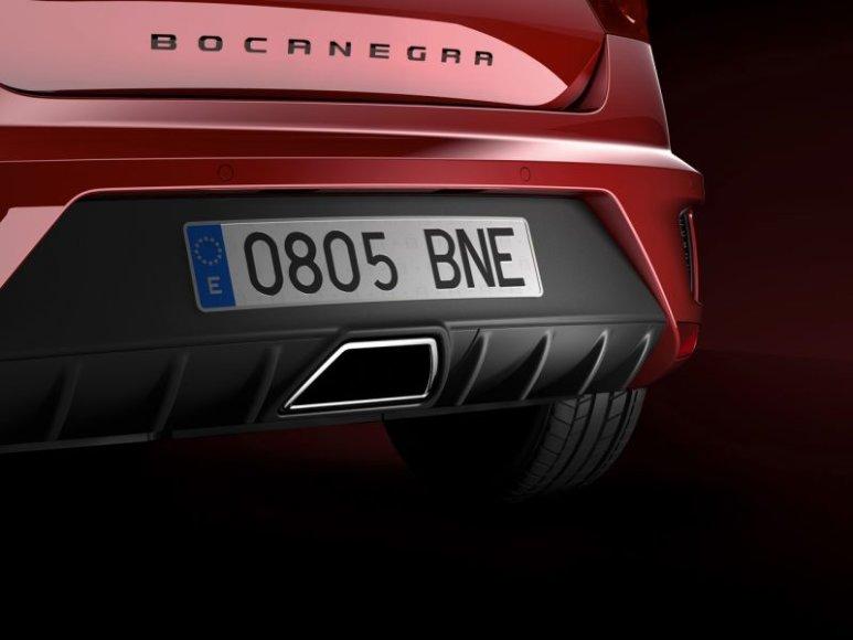 """""""Seat Ibiza Bocanegra"""" - agresyviausias ispanų mažylis"""