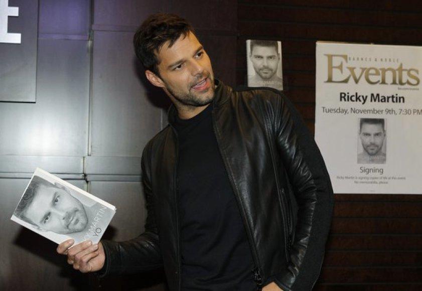 Ricky Martinas