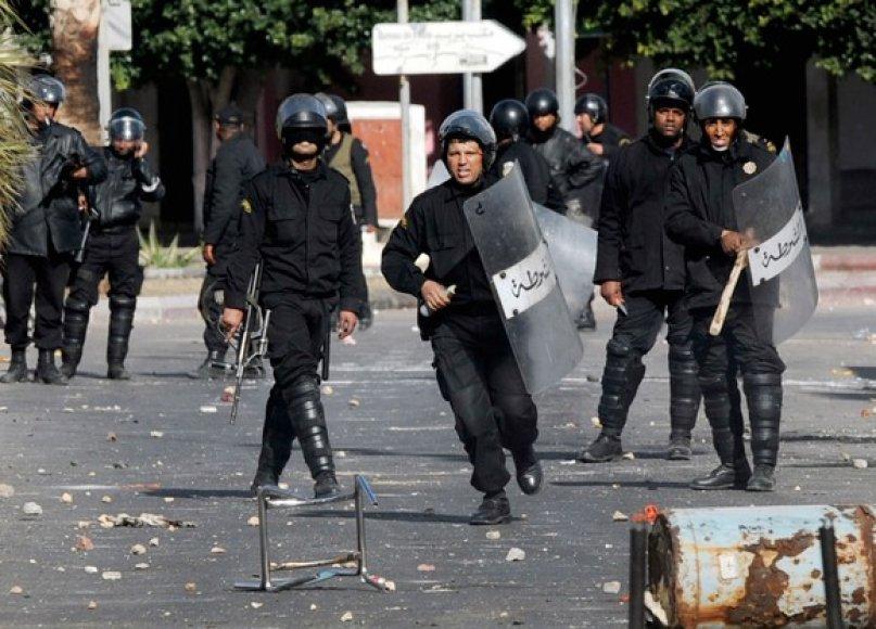Tuniso specialiosios pajėgos