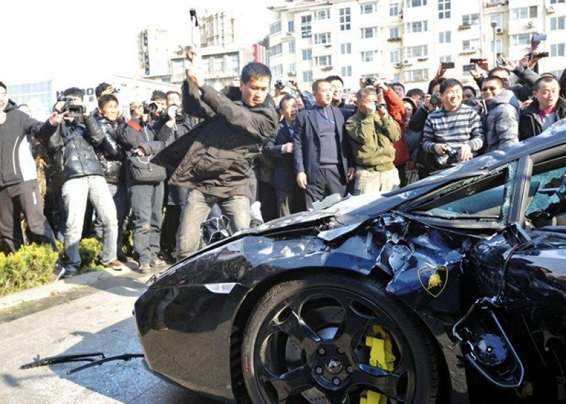 "Niokiojamas ""Lamborghini Gallardo L140"""