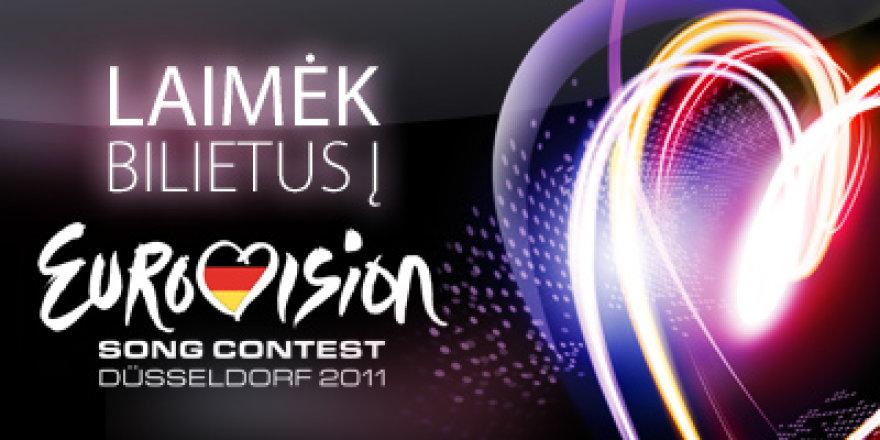 Konkursas laimėk eurovizija