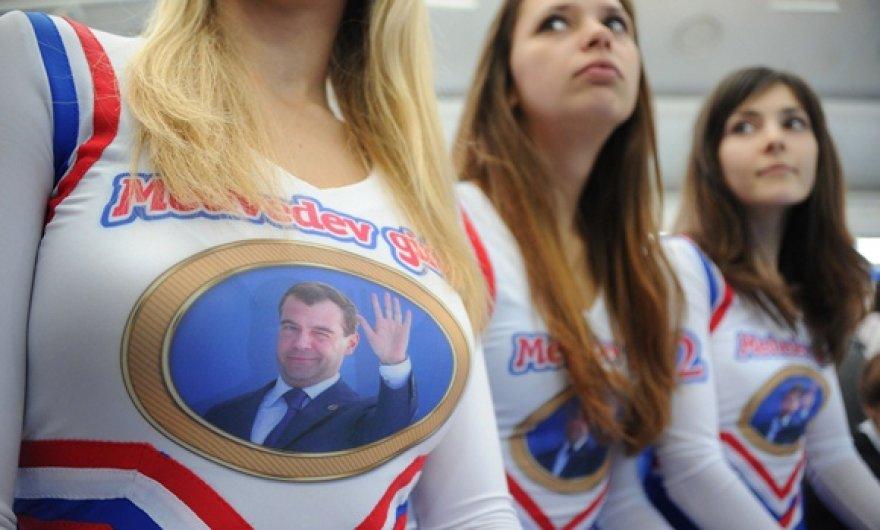 """""""Medvedevo merginos"""""""